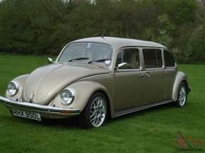 Ebay Sheepskin Rugs by Custom Built Classic 1972 Vw Beetle Limousine