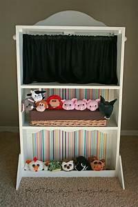 puppet theater puppets and dolls pinterest With affiche chambre bébé avec centre de table fleurs naturelles
