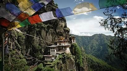 Bhutan Corona Travel Turis Hike Belum Bahagia