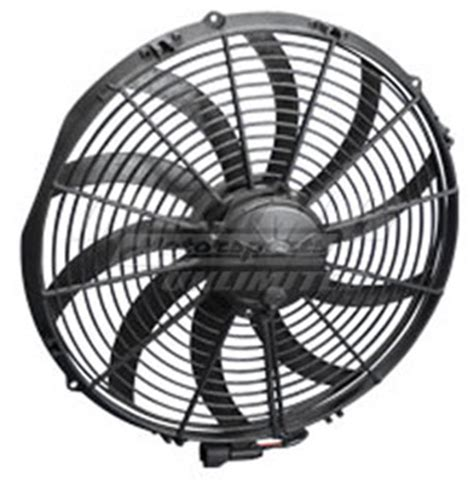 Spal High Performance Electric Cooling Fan