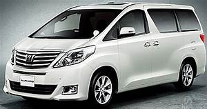 2012 Toyota Alphard Review  Owners Manual