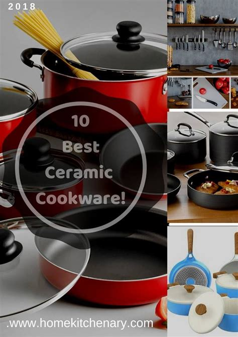 cookware ceramic induction sets cooking