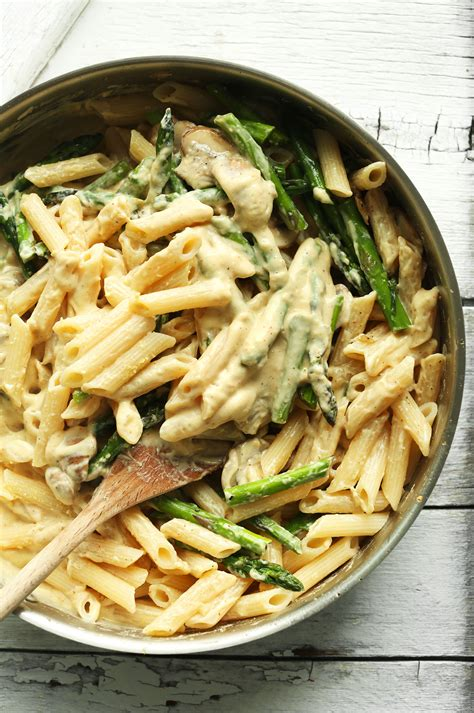 asparagus pasta recipe minimalist baker recipes