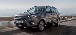 Nouveau Ford Kuga 2017 : nouveau ford kuga plus sportif et plus connect lavieeco ~ Nature-et-papiers.com Idées de Décoration