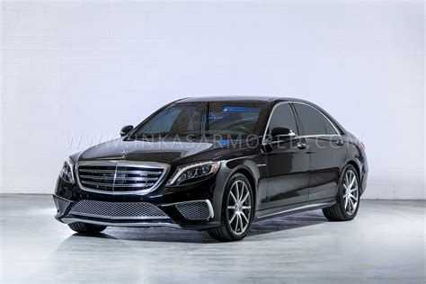 Armored Mercedes-benz S550 For Sale