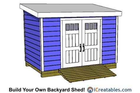 Garden Shed Plans 8x12 by 8x12 Shed Designs Haddi
