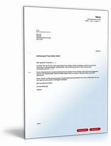 Kredit Für Gmbh Firma : mitteilung aufl sung gmbh vorlage zum download ~ Kayakingforconservation.com Haus und Dekorationen