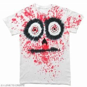 Bricolage Halloween Adulte : bricolage diy halloween tee shirt customis la peinture id es conseils et tuto halloween ~ Melissatoandfro.com Idées de Décoration