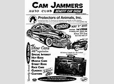 Cam Jammers Benefit Car Show Valley Collector Car Club