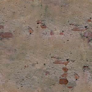 Verputzte Wand Tapezieren : verputzte steinwand mit abbl tterungen bildburg ~ Markanthonyermac.com Haus und Dekorationen