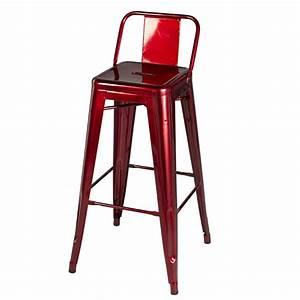 Chaise De Bar Tolix : chaise de bar tolix blanc jardin workshop meaning for tabouret redoute auf sofa position ~ Teatrodelosmanantiales.com Idées de Décoration