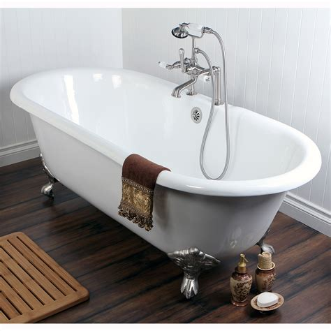 beautiful clawfoot tubs platinum bath