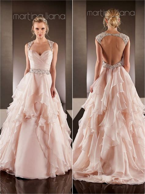 Martina Liana Wedding Dresses 2015 Wedding Dresses