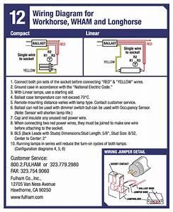 Workhorse 5 Ballast Wiring Diagram