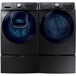 Samsung Washer Wf50k7500av  U0026 Electric Dryer Dv50k7500ev