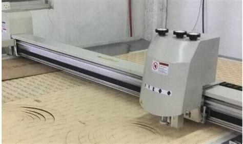 cork rubber cnc gaskets cutter small bulk production