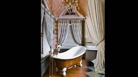 Clawfoot Tub Shower Decor Ideas Instant Up Curtain Rod Holders Reviews Living Room Curtains Designs Pictures French Country Kitchen Cafe Grommet Top For Patio Door Gray And White Horizontal Striped Bedroom Windows 2016 Installation