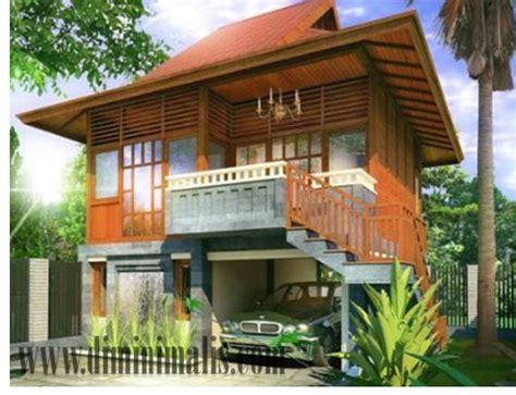 membangun rumah klasik minimalis bergaya kontemporer