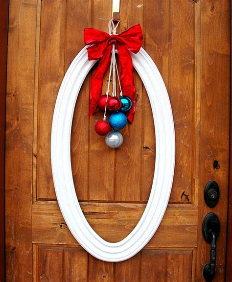 oval christmas frames 119 best wreaths square rectangle oval frames images on wreath ideas