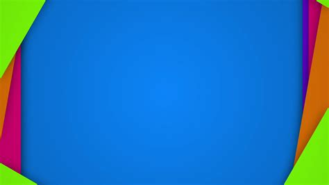 colorful square frames  blue hd video background loop