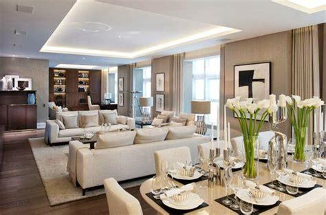 Moderne Deko Für Wohnzimmer by 64 Beispiele F 252 R Elegantes Wohnzimmer Archzine Net