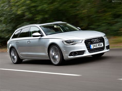 Audi Avant Picture Front Angle