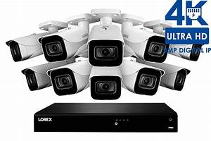 Lorex 4k Ultra Hd Ip 16