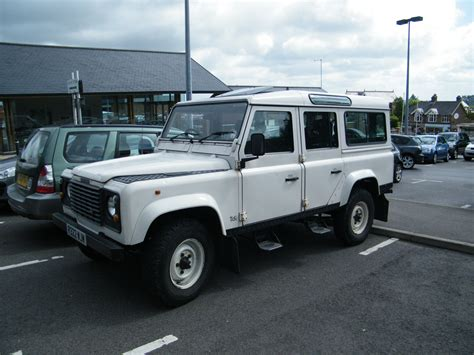 1997 land rover defender 1997 land rover defender 110 pictures information and