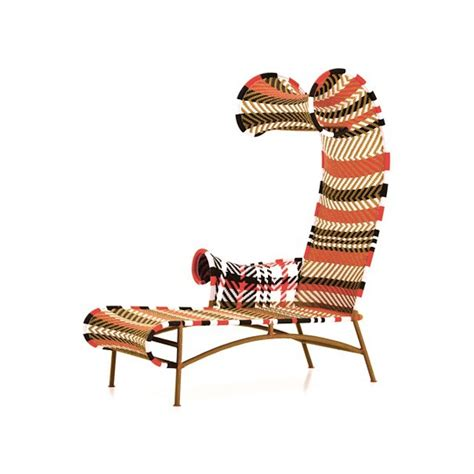 chaise m chaise longue moroso m afrique shadowy design tord boontje