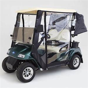 Emc Executive Golf Cart 2 Seat Swb