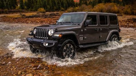2020 Jeep Wrangler Jl by Jeep Wrangler Jl To Get A In Hybrid Powertrain By