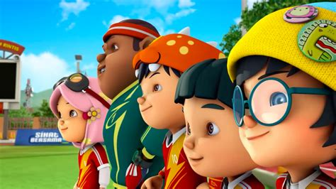 A collection of the top 36 boboiboy wallpapers and backgrounds available for download for free. Football | Boboiboy Wiki | Fandom powered by Wikia