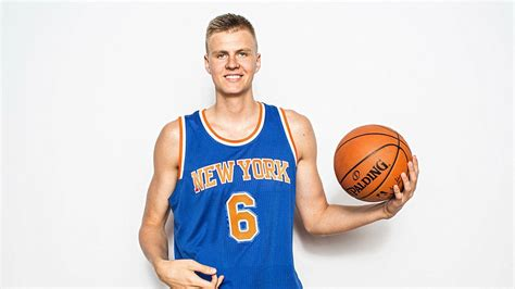 Kristaps Porzingis Wallpapers HD - Visual Arts Ideas
