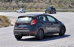 Ford Fiesta Rs 2017 : 2017 ford fiesta rs picture 621583 car review top speed ~ Medecine-chirurgie-esthetiques.com Avis de Voitures