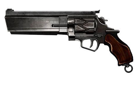 Cavalier Deputy Heavy Pistol, By Django-red