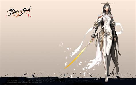 Blade And Soul Anime Wallpaper - blade and soul anime wallpaper hd 76 images