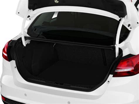 image  ford focus titanium sedan trunk size