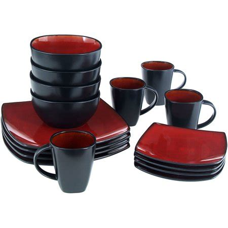 Better Homes And Garden Dishes by Better Homes And Gardens 16 Dinnerware Set Tuscan