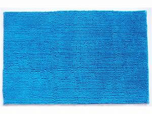 tapis de bain 80x50 cm bubble coloris turquoise With conforama tapis de bain