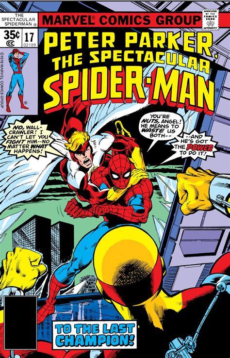peter parker  spectacular spider man vol   marvel