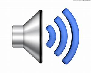Speaker volume icon (PSD) | PSDGraphics