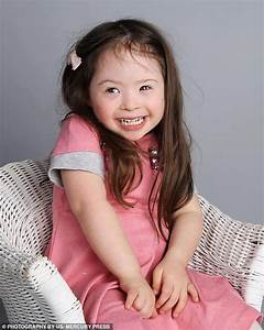 Girl, 4, with Down's syndrome has defied doctors by ...