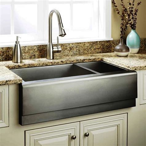 stainless steel farmhouse sink lowes stainless steel farmhouse sink elite bath stainless steel