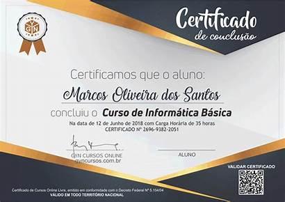 Certificado Curso Certificados Imprimir Modelos Modelo Cursos