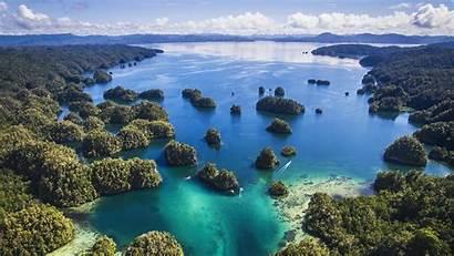 Raja Ampat Indonesia Wonderful Cruise Papua Dunia