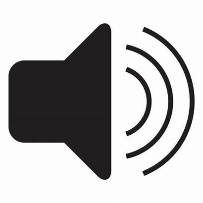 Volume Icon Flat Transparent Interface Vector Maker