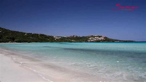 spiaggia  marinella porto rotondo sardiniende youtube