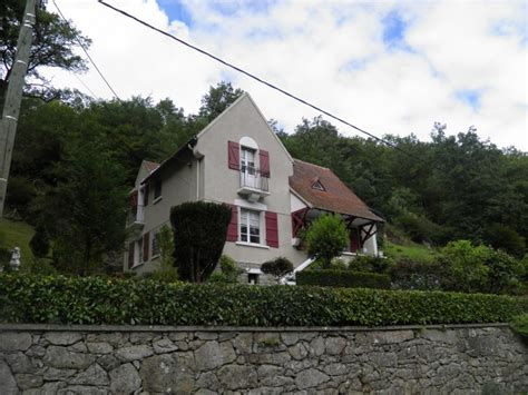 house for sale in servant puy de dome great value deco detached 6 bedroomed riverside