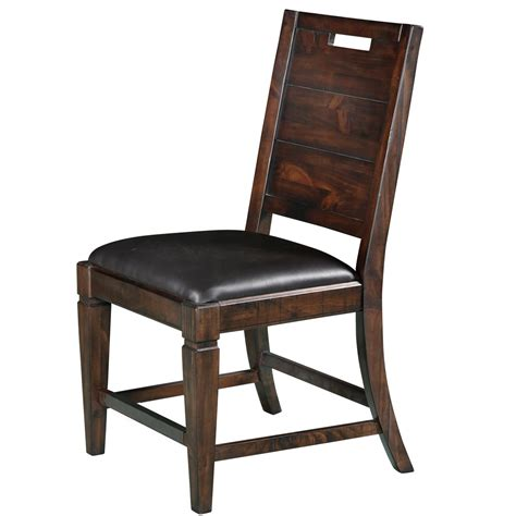 pine hill wood dining chair each in rustic pine humble