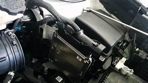 Change Diesel Filter In Hyundai Santa Fe 2014